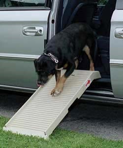 HalfSTEP Pet Ramp Model 223