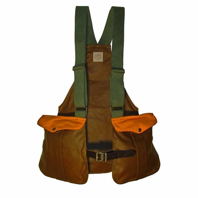 Game Bag with Blaze Orange Trim by Filson
