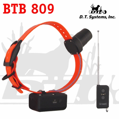 SINGLE BEEP BTB 809  Baritone Beeper Collar with Remote Activation Control