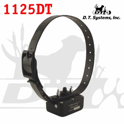 DT Systems 1125 DT Mini No Bark Training Collar