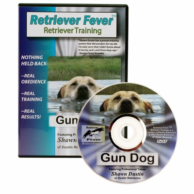 Retriever Fever 2: Gun Dog DVD -- Retriever Training