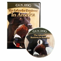 buy discount  Gun Dog: The Labrador Retriever in America DVD