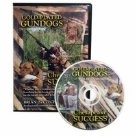 buy discount  Gold-Plated Gundogs Chesapeake Success DVD