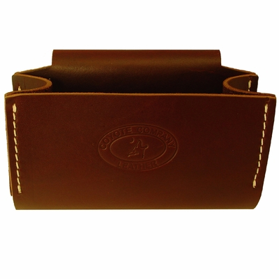 Coyote Leather Gun Caddy