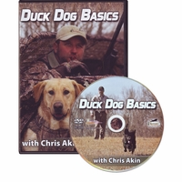 buy discount  Avery Presents:  Duck Dog Basics DVD with Chris Akin