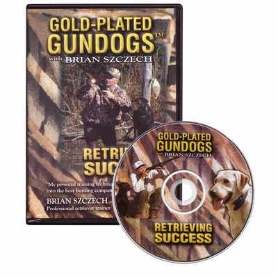 Gold-Plated Gundogs Retrieving Success DVD