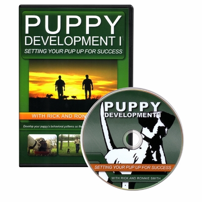 Puppy Development I DVD with Rick and Ronnie Smith