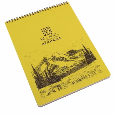 All Weather Sketch Book