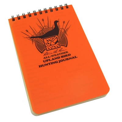 Upland Bird Hunting Journal Refill