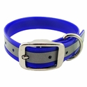 buy discount  Blue K-9 Komfort Reflective 1 in. Standard Collar