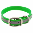 buy discount  Green K-9 Komfort Reflective 1 in. Standard Collar