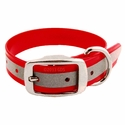 buy discount  Red K-9 Komfort Reflective 1 in. Standard Collar