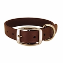 buy discount  K-9 Komfort 1 in. Brown Collar