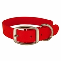 buy discount  K-9 Komfort 1 in. Red Collar