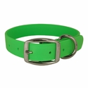 buy discount  K-9 Komfort 1 in. Light Green Collar