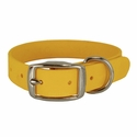 buy discount  Golden Yellow 1 in. TufFlex Collar