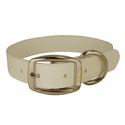 buy discount  K-9 Komfort White 1 in. Collar