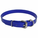 buy discount  Blue 3/4 in. D-end Day Glow Collar