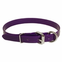 buy discount  Purple 3/4 in. D-end Day Glow Collar
