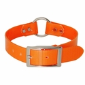 buy discount  Orange 1 in. Center Ring Day Glow Collar by K-9 Komfort