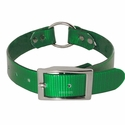 buy discount  Green 1 in. Center Ring Day Glow Collar by K-9 Komfort