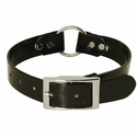 buy discount  Black 1 in. Center Ring Day Glow Collar by K-9 Komfort