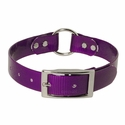 buy discount  Purple 1 in. Center Ring Day Glow Collar by K-9 Komfort