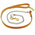 buy discount  Leather Chain Tree Lead by OmniPet 34LCB