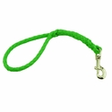 K-9 Komfort 16 in. Hollow Braid Snap Lead