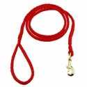 K-9 Komfort 6 ft. Hollow Braid Snap Lead