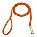 K-9 Komfort 4 ft. Hollow Braid Snap Lead