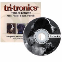 buy discount  Tri-Tronics Trained Retrieve Part I & II - Hold & Fetch DVD