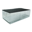 buy discount  Shaded Quail Carrier 24 in. x 12 in. QC2412/KD/S by SW Cage
