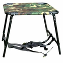 buy discount  Short Sportstand Folding Dog Stand with Camo Seat -- Includes Decoy Bag