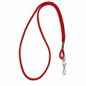 buy discount  Red Nylon Lanyard
