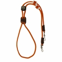 buy discount  ORANGE Ultimate Double Whistle Lanyard with Counters and Compass by Mendota