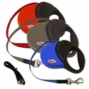 buy discount  Flexi Durabelt Comfort Grip Retractable Leash -- 16 ft.