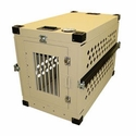 buy discount  Large Impact Collapsible Aluminum Dog Crate