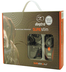 Dogtra SureStim M Plus Expandable Remote Training Collar