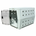 buy discount  Intermediate Dog Crate Door Open on Left Side