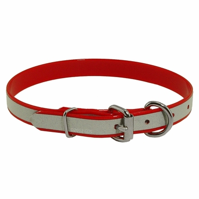 3/4 in. K-9 Komfort Reflective Dee-End Puppy / Small Dog Collar