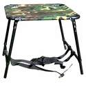 Short Sportstand Folding Dog Stand with Camo Seat