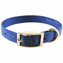 buy discount  Blue Single Ply Puppy Dog Collar