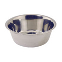 buy  Medium Stainless Steel Dog Bowl #8336 -- approx 96 oz.