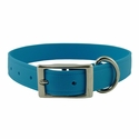 buy discount  Blue 1 in. K-9 Komfort EverFlex Standard Dog Collar with Stainless Steel Hardware