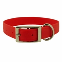 buy discount  Red 1 in. K-9 Komfort EverFlex Standard Dog Collar with Stainless Steel Hardware