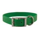 buy discount  Green 1 in. K-9 Komfort EverFlex Standard Dog Collar with Stainless Steel Hardware
