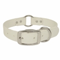 buy discount  White 1 in. TufFlex Collar