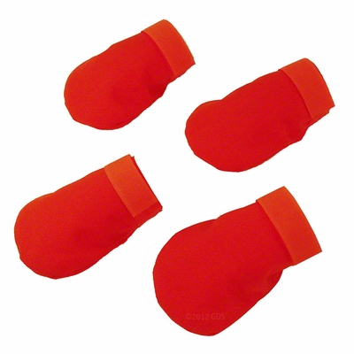 Scott Nylon Dog Boots -- Set of 4