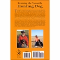 buy discount  Training the Versatile Hunting Dog Back Cover Detail
